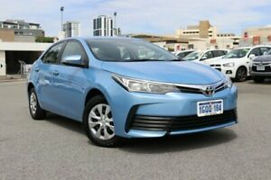 2018 Toyota Corolla ZRE172R Ascent S-CVT Blue 7 Speed Constant Variable Sedan Northbridge Perth City Area Preview