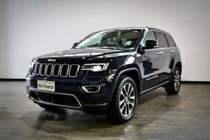 2018 Jeep Grand Cherokee WK MY18 Limited Blue 8 Speed Sports Automatic Wagon Myaree Melville Area Preview