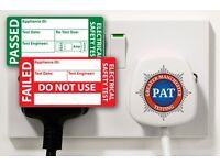 PAT Testing in Manchester (50 pence per item)