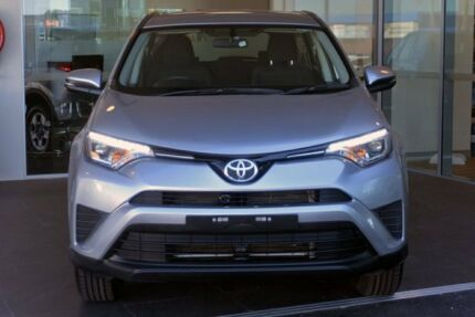 2017 Toyota RAV4 ASA44R GX AWD Silver 6 Speed Sports Automatic Wagon Tweed Heads South Tweed Heads Area Preview