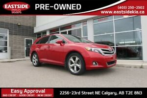 2013 Toyota Venza V6 AWD LEATHER NAVIGATION PANORAMIC ROOF CAMER