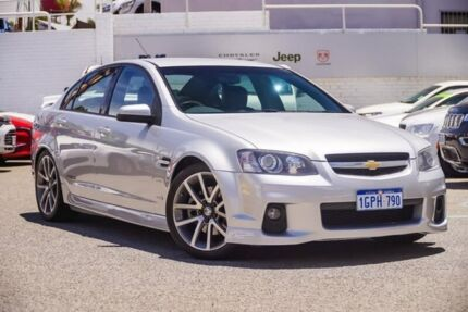 2011 Holden Commodore VE II SS V Silver 6 Speed Sports Automatic Sedan Myaree Melville Area Preview