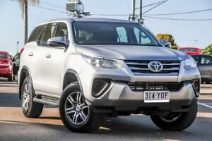 2018 Toyota Fortuner GUN156R GX Silver 6 Speed Automatic Wagon Gympie Gympie Area Preview