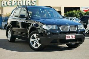 2007 BMW X3 E83 MY07 si Steptronic Black 6 Speed Sports Automatic Wagon Chinderah Tweed Heads Area Preview