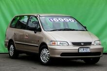 1998 Honda Odyssey (7 Seat)  Gold 4 Speed Automatic Wagon Ringwood East Maroondah Area Preview