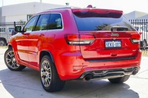 2014 Jeep Grand Cherokee WK MY2014 SRT Red 8 Speed Sports Automatic Wagon