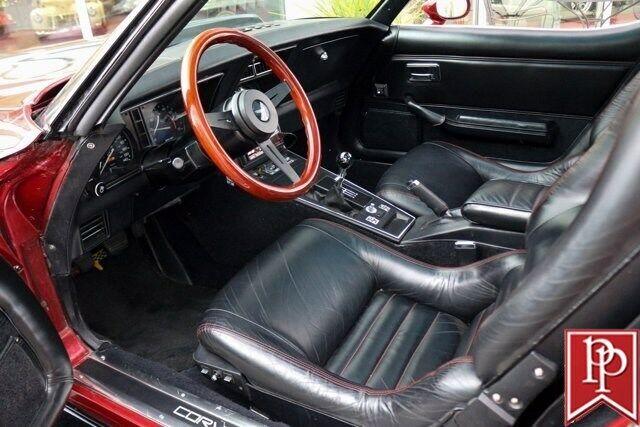 1981 Red Chevrolet Corvette Coupe  | C3 Corvette Photo 10