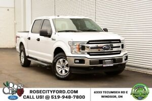 2018 Ford F-150 XLT / 4x4 / Accident Free / Backup Cam / SYNC
