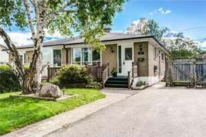 LOVELY 3+2 BR WITH 2 KITCHENS & SEPARATE ENTRANCE IN AJAX!