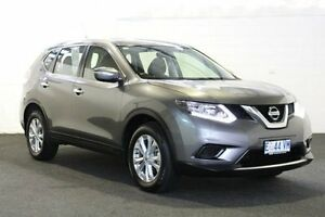 2015 Nissan X-Trail T32 ST (4x4) Gun Metallic Continuous Variable Wagon Derwent Park Glenorchy Area Preview