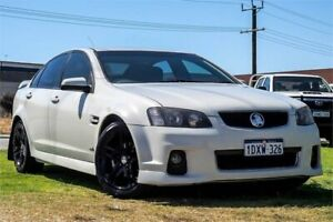 2012 Holden Commodore VE II MY12 SV6 6 Speed Sports Automatic Sedan