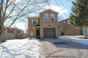 WELCOME HOME TO THIS LOVELY 3 BR DETACHED ON A 54 FT LOT IN AJAX