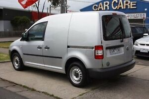 2008 Volkswagen Caddy 2KN SWB DSG Silver 6 Speed Sports Automatic Dual Clutch Van Altona North Hobsons Bay Area Preview