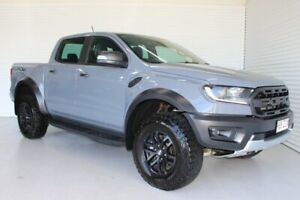 2018 Ford Ranger PX MkIII 2019.00MY RAPTOR Grey 6 Speed Semi Auto Utility Parramatta Park Cairns City Preview