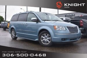2010 Chrysler Town & Country Limited | Leather | Heated Seats |