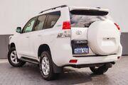 2013 Toyota Landcruiser Prado KDJ150R GXL White 5 Speed Sports Automatic Wagon Victoria Park Victoria Park Area Preview