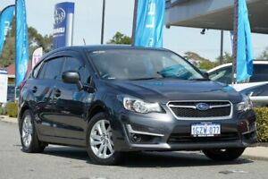 2016 Subaru Impreza G4 MY16 2.0i Lineartronic AWD Dark Grey 6 Speed Constant Variable Hatchback Melville Melville Area Preview