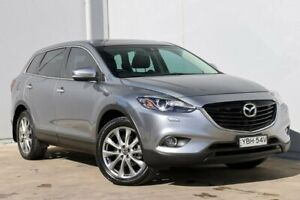 2013 Mazda CX-9 TB10A5 Grand Touring Activematic AWD Silver 6 Speed Sports Automatic Wagon Liverpool Liverpool Area Preview