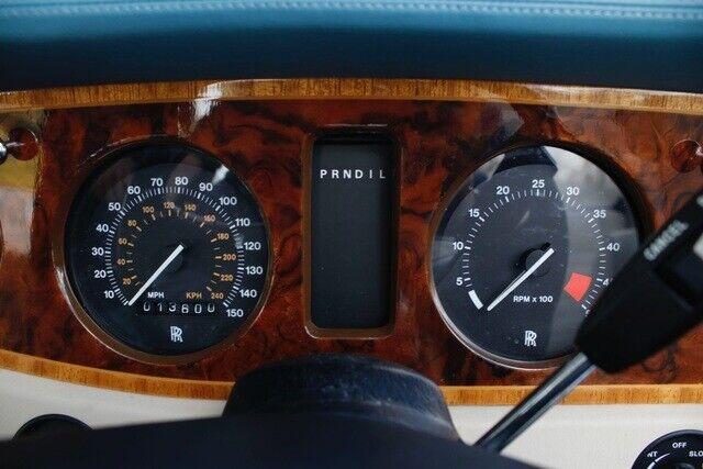Image 20 Coche Americano usado Rolls-Royce Corniche 1991