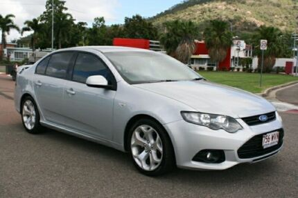2012 Ford Falcon FG MkII XR6 Silver 6 Speed Sports Automatic Sedan Townsville Townsville City Preview