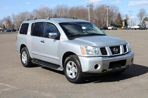 2004 Nissan Armada LE -NAVI-DVD-HDTV-LEATHER-SUNROOF-AMAZING