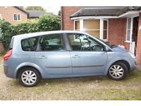 Renault Grand Scenic (7 seater), low mileage