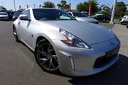 2017 Nissan 370Z Z34 MY17 Silver 7 Speed Sports Automatic Coupe Hoppers Crossing Wyndham Area Preview
