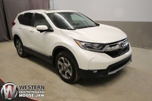 2018 Honda CR-V EX-L AWD - EXTENDED WARRANTY - LEATHER