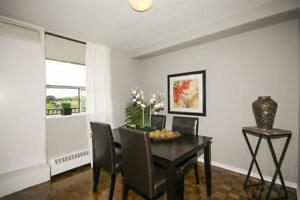 Bachelor Apartment - East York - Renovated - Amazing Views!