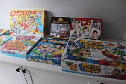 Boardgames - Very good condition