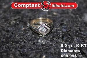 Unique au Québec, Vaste choix de bijoux  chez Comptant illimite.com 819-566-3333