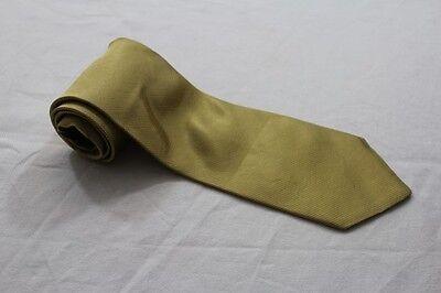 KR2836 Nautica  Krawatte  gold glänzend gestreift - Nautica Gestreifte Krawatte