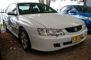 2002 Holden Commodore VY Acclaim White 4 Speed Automatic Sedan Minchinbury Blacktown Area Preview