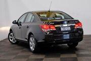 2014 Holden Cruze JH Series II MY14 Equipe Black 5 Speed Manual Sedan Seven Hills Blacktown Area Preview
