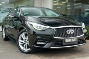 2016 Infiniti Q30 H15 GT D-CT Black Obsidian 7 Speed Sports Automatic Dual Clutch Wagon Doncaster Manningham Area Preview
