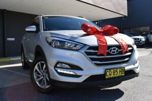 2018 Hyundai Tucson TL2 MY18 Active 2WD Silver 6 Speed Sports Automatic Wagon Pennant Hills Hornsby Area Preview