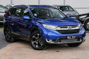 2019 Honda CR-V RW MY19 VTi-L FWD Blue 1 Speed Constant Variable Wagon Ferntree Gully Knox Area Preview