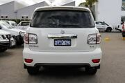 2016 Nissan Patrol Y62 MY15 TI-L White 7 Speed Sports Automatic Wagon Glendalough Stirling Area Preview
