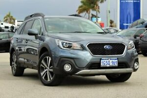 2018 Subaru Outback B6A MY18 Touring CVT AWD Grey 7 Speed Constant Variable Wagon Greenfields Mandurah Area Preview