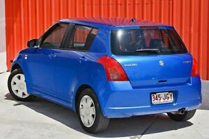 2006 Suzuki Swift RS415 GLX Blue 5 Speed Manual Hatchback Molendinar Gold Coast City Preview