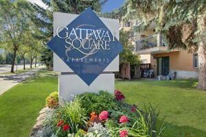 Gateway Square: 2 Bedrooms Won't last  Unit #08