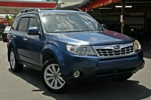2011 Subaru Forester S3 MY11 XS AWD Premium Blue 4 Speed Sports Automatic Wagon Nundah Brisbane North East Preview