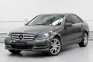 2013 Mercedes-Benz C-Class W204 C250 Elegance Grey Sports Automatic Parramatta Parramatta Area Preview