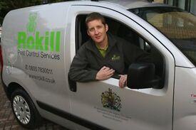 Trainee Pest Control Technician