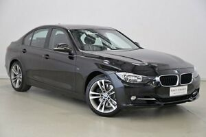2013 BMW 328I F30 MY0813 Sport Line Black 8 Speed Sports Automatic Sedan Mansfield Brisbane South East Preview