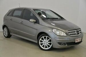 2006 Mercedes-Benz B200 W245 Turbo Grey 7 Speed Constant Variable Hatchback Mansfield Brisbane South East Preview