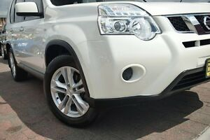 2013 Nissan X-Trail T31 Series 5 ST (4x4) White 6 Speed CVT Auto Sequential Wagon Waitara Hornsby Area Preview