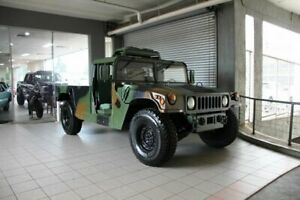 1988 Hummer H1 TROOP CARRIER 4x4 Camouflage Automatic LIGHT TRUCK Thornleigh Hornsby Area Preview