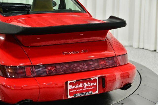 Image 11 Coche Americano usado Porsche 911 1994