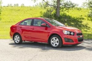 2015 Chevrolet Sonic 4DR SDN LS AUTO